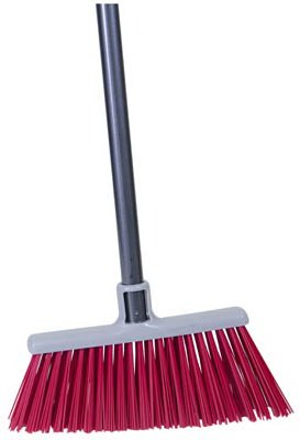 Quickie Bulldozer Super Stiff Upright Broom
