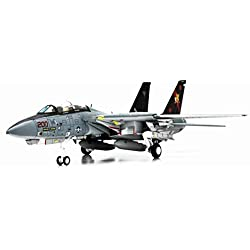 Century Wings 1:72 Grumman F-14A Tomcat Diecast Model (USN VF-114 Aardvarks, NH105, USS Kitty Hawk, 1978)