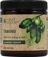 Naked Organix-Tamanu Body Butter Organix South 4 oz Cream