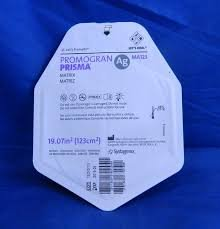 Promogran Prisma Matrix Wound Dressing #MA123 (19.1 sq. in.) ( Box of 10) by Promogran