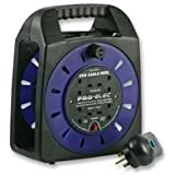 Rcd Cable Reel 25m by Pro Elecpro Elec