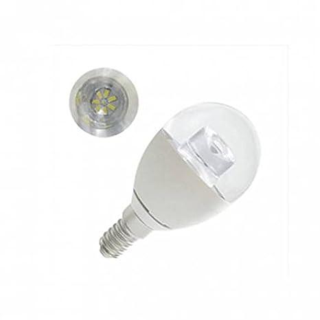 Bombillas LED Bola Transparente E14 6 W ExtraStar luminosissima bajo consumo: Amazon.es: Iluminación