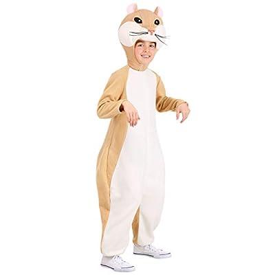 Kid's Hamster Costume: Clothing