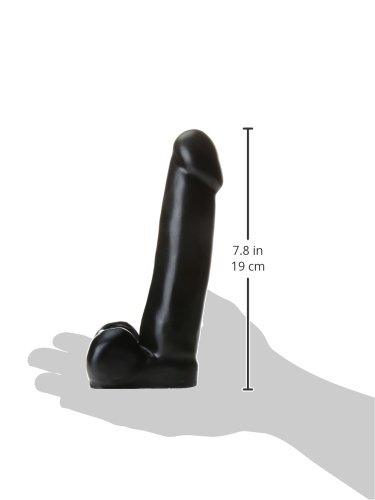 With 7 inch black penis photos not doubt