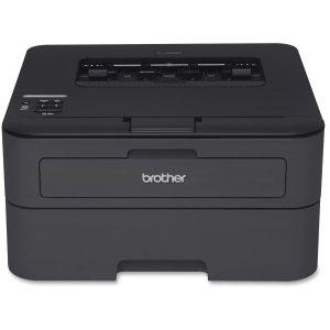 Brother HL-L2340DW Laser Printer – Monochrome – 2400 x 600 dpi Print – Plain Paper Print – Desktop – 26 ppm Mono Print – 250 sheets Input – Automatic Duplex Print – LED – Wireless LAN – USB – HL-L2340DW