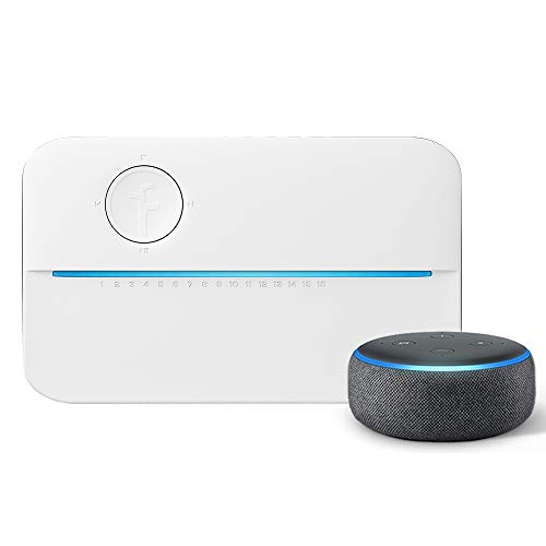 Rachio 3 16-Zone with Echo Dot (3rd Gen.) Bundle