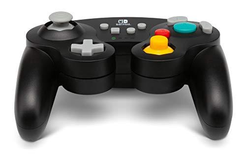 PowerA Wireless GameCube Style Controller for Nintendo Switch Black