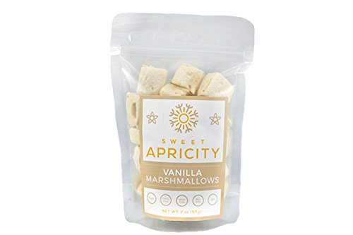 Sweet Apricity Vanilla Marshmallows