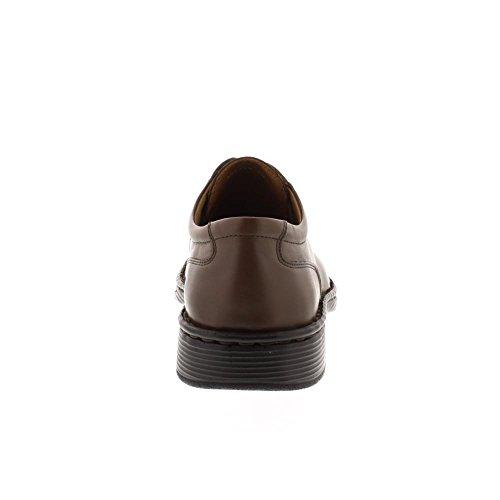 Josef Seibel Burgess - Cognac Ekstra Bred Passform (brun) Menns Sko