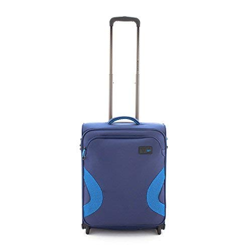 Roncato 40835303トロリー、57センチメートル、39リットル、ブルー [並行輸入品]   B07LDRQC8T
