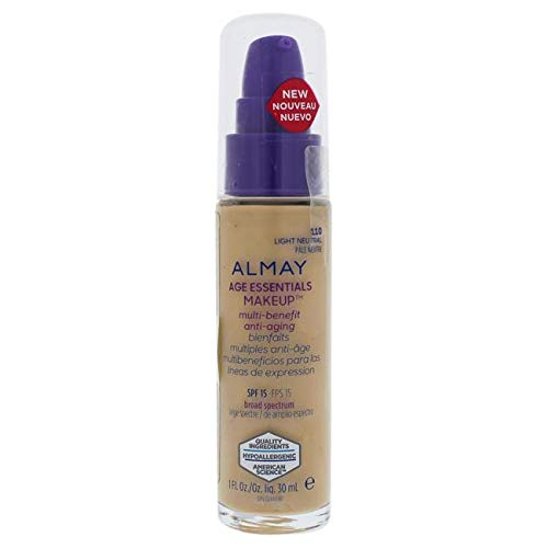 (Almay Age Essentials Makeup, Light Neutral)