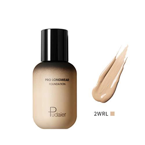 Foundation cream, Longay Face Eye Foundation Block Defect Liquid Highlight Contour Liquid Stick Makeup N (2WRL) – The Super Cheap