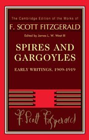 book cover of Spires and Gargoyles