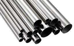 660mm Length 2.6mm Wall Thickness 47.26mm Diameter Innovo Aluminium Round Tubing Hollow Tube 6082-T5