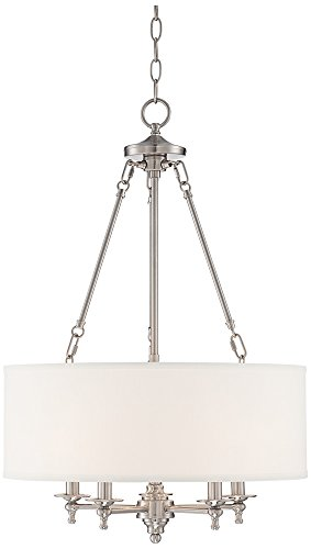 Steel Drum Pendant Lighting in US - 9