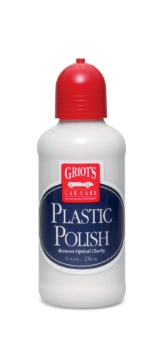 - Griot's Garage 11186 Plastic Polish 8oz