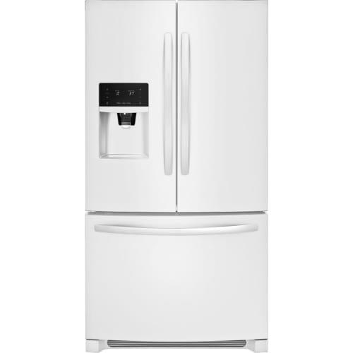 Frigidaire 26.8 cu. ft. French Door Refrigerator in Pearl