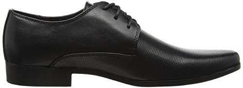 New LookArchie Gibson - Botas hombre Negro - Black (01/Black)