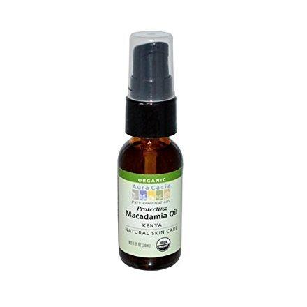 Aura Cacia Macadamia Skin Care Oil Certified Organic - 1 fl oz , Aura Cacia , Skin Care, Health & Beauty