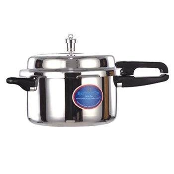 Butterfly Stainless Steel Pressure Cooker 10 Ltr from Butterfly