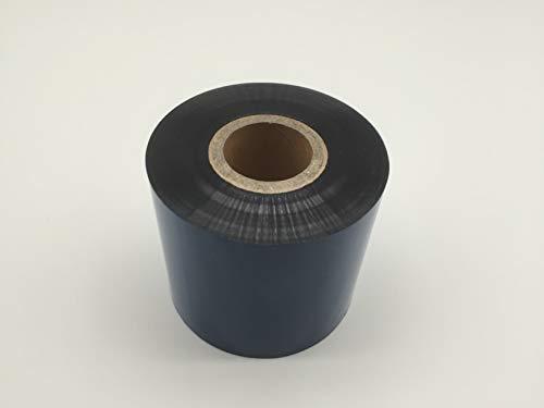 Thermal Transfer Ribbon - Premium Resin-Enhanced Wax - 1 Roll (4.33