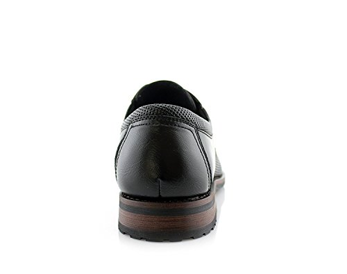 Lace Casual Aldo up Classic Shoes Morden Mens Dress Oxford Ferro Black nSTZq6Z