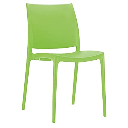 Clear Chair Store 025TG Maya Indoor and Outdoor Stacking Chair (Set of 4), - Amazon.com : Clear Chair Store 025TG Maya Indoor And Outdoor