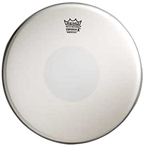 remo emperor x coated snare drum head 14 inch musical instruments. Black Bedroom Furniture Sets. Home Design Ideas