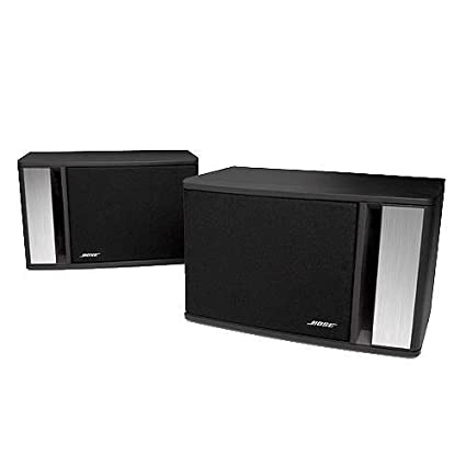 Bose 141 Pair Fullrange Bookshelf Speakers