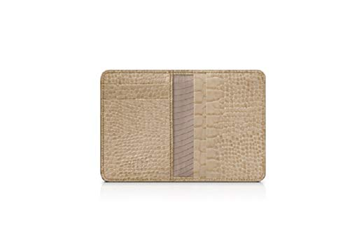 Montblanc Sartorial Hard Shell Business Card Holder- Black