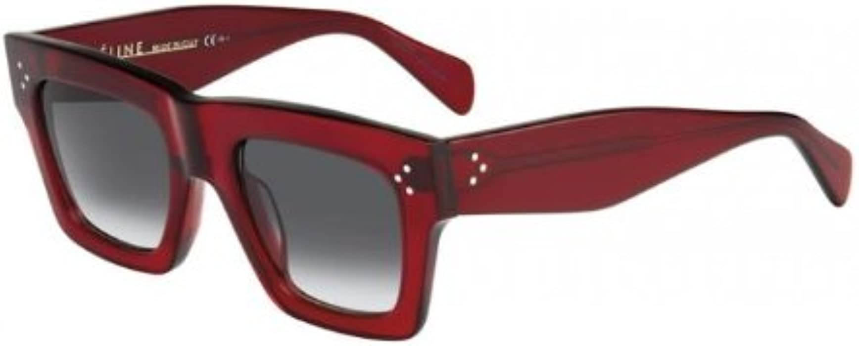 Gafas de Sol Celine CL 41054/S TRSP RED: Amazon.es: Ropa y ...