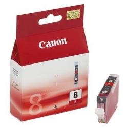CLI-8R Red Ink Tank for Canon Pixma Pro9000