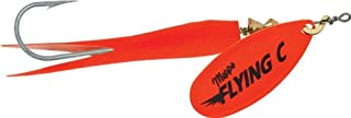 product image for Mepps Flying C 7/8 Hot Orange Blade and Sleeve