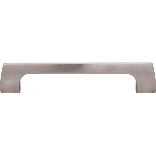 Top Knobs TK544BSN Mercer Collection 5-1/16'' Holland Pull, Brushed Satin Nickel by Top Knobs
