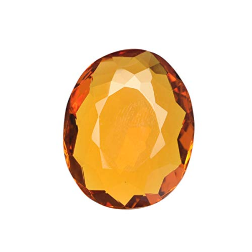 Citrine 86.00 Ct Oval Cut Yellow Citrine, Jewelry Making Brazilian Citrine Gemstone for Pendant