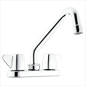 Moen Cfg 40812 Laundry Faucet Chrome Utility Sink