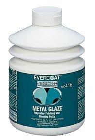 Fibre Glass-Evercoat Metal Glaze® - 30 oz. FIB-416 (Glaze Metal)