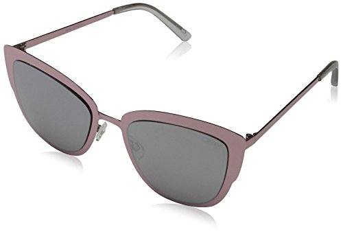 Quay Women's Supergirl Sunglasses, Pink/Silver, One - Tillys Sunglasses Womens