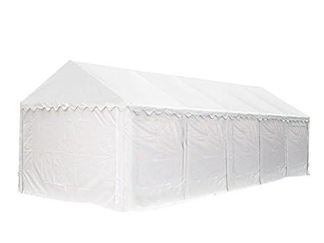 3 x 4 – 8 x 12 m heavy duty PVC tienda de almacenamiento con Groundbar