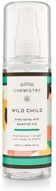 Wild Child by Good Chemistry Body Mist Women's Body Spray - 4.25 fl oz.