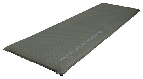 ALPS Mountaineering Comfort Series Air Pad, X-Long