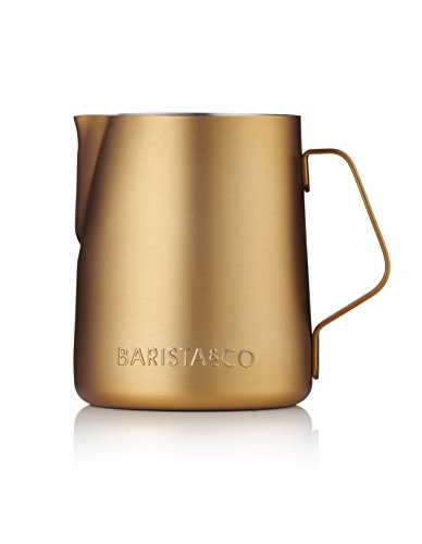 Barista & Co Milk Jug, Midnight Gold by Barista (Image #3)