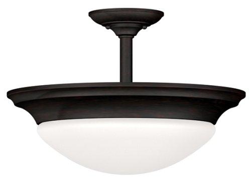 Kenroy Home 80363ORB Two Light Semi Flush product image