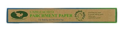 Mrs. Anderson's Baking Unbleached Parchment Paper, 50 square feet
