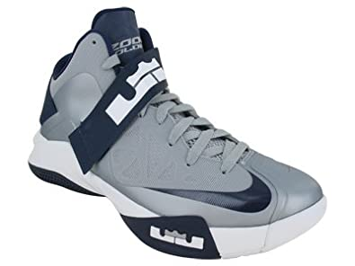 new styles c3480 92b86 Image Unavailable. Image not available for. Color  NIKE Men s Zoom Soldier  VI 6 TB, WOLF GREY MIDNIGHT ...
