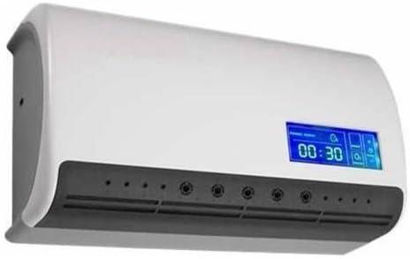Deluxe Generador de Ozono y Aniones Portátil Multifuncional | Ozonizador de Aire - Purificador de Aire y Agua | para ...