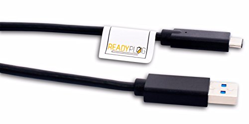 ReadyPlug USB Type-C Cable for GoPro HERO5 Black USB Data/Computer/Sync/Charger Cable (3 Feet)
