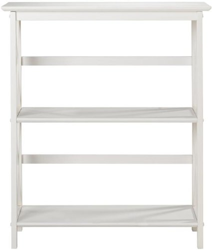 cabinets bookcase ikea console table shelf bookcases side white oak laminate set tables living threshold and stand