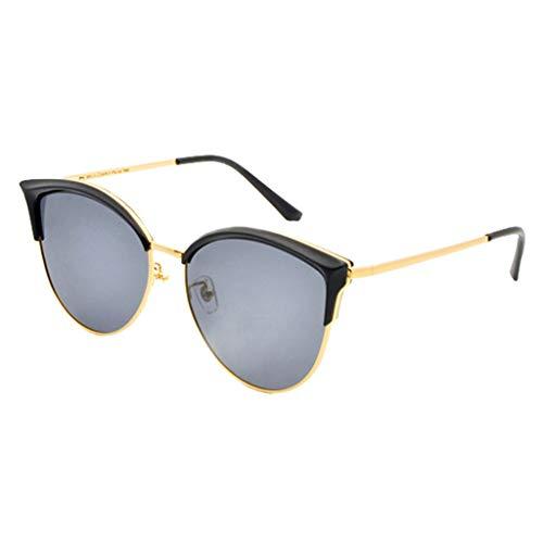 Completo Gafas Cat Tipo Color De Negro Negro De ZHAO Polarizadas YING Sol  Marco w0n1U 26f76edc9244