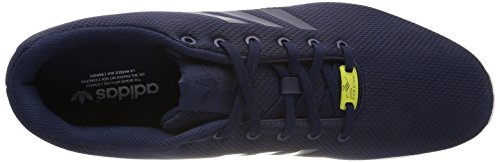 adidas ZX Flux, Zapatillas Unisex Azul (New Navy/new Navy/running White)